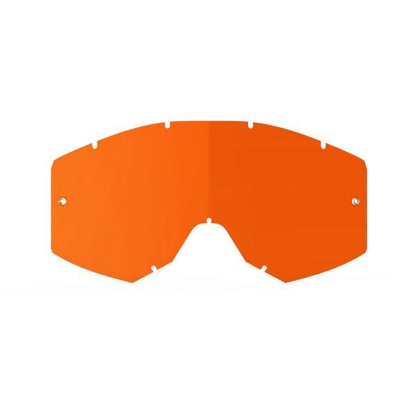 Accesorii Ochelari Klim Radius Moto Pro Single Lens Orange Tint