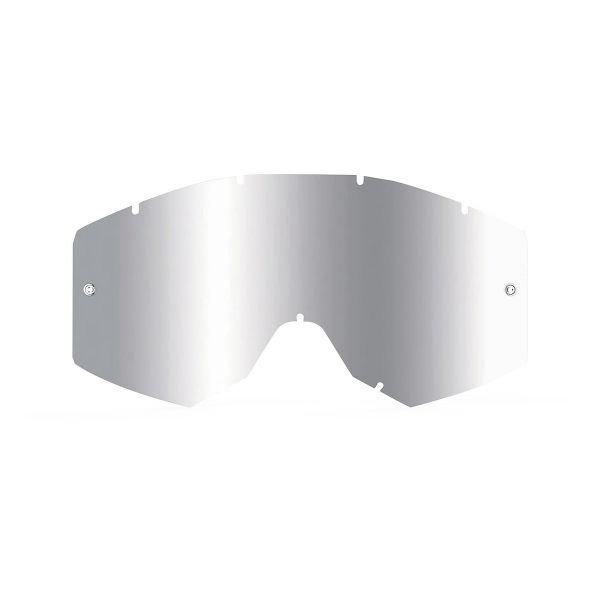 Accesorii Ochelari Klim Radius Moto Pro Single Lens Silver Mirror