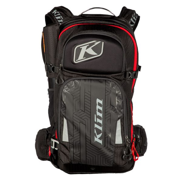 Avalanche Safety Gear Klim Atlas 26 Black 2020 Avalanche Airbag Pack