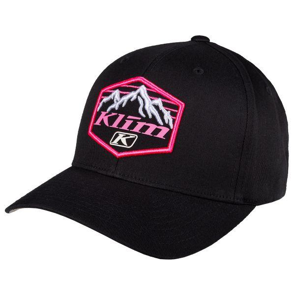 Klim Sapca Glacier Black/Knockout Pink 2020