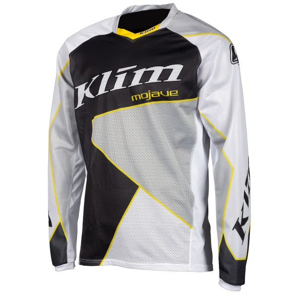 Klim Tricou Mojave Light Gray 2019