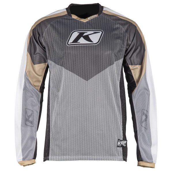 Tricouri MX-Enduro Klim Tricou Mojave Tan 2019