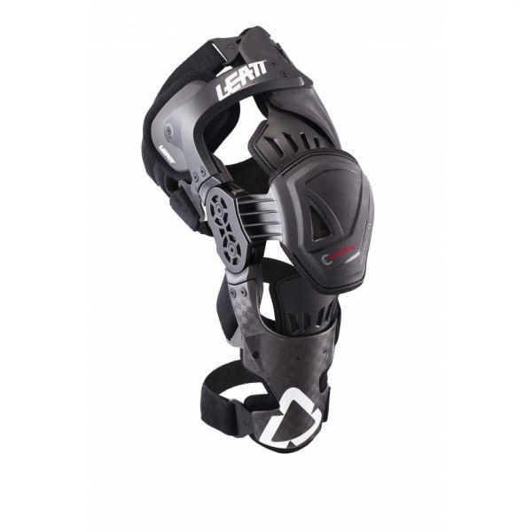Genunchiere si Orteze Leatt Orteze Moto MX C-Frame Pro Carbon Black/Red 2021