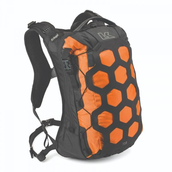 Rucsaci Adventure Kriega Rucsac Trail 18 Black/Orange 2020