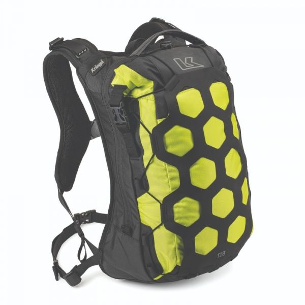 Rucsaci Adventure Kriega Rucsac Trail 18 Black/Yellow Fluo 2020