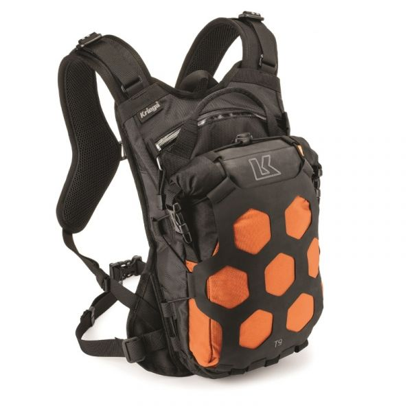 Rucsaci Adventure Kriega Rucsac Trail 9 Black/Orange 2020