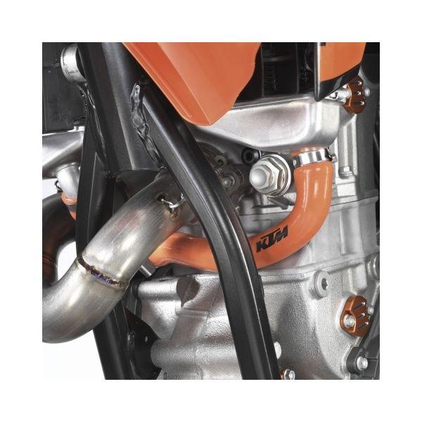 KTM Sistem Racire KTM SET FURTUNE RADIATOR PORTOCALII Model 450/530 EXC 08-11