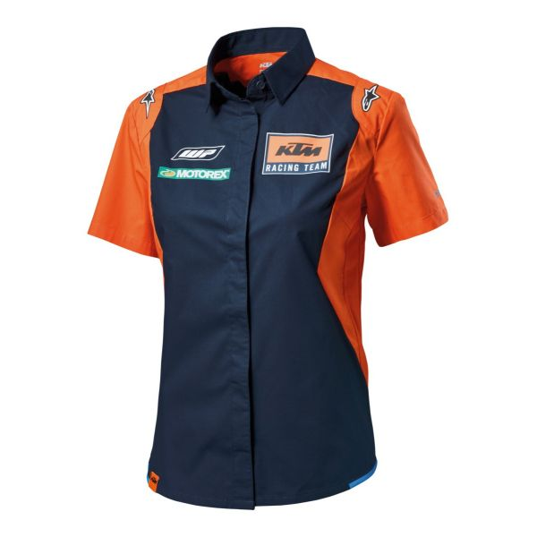 KTM Camasa Dama Replica Team Shirt