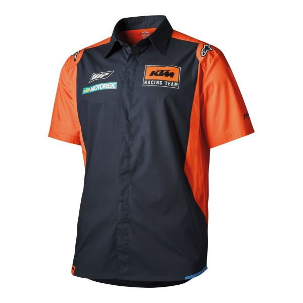 Tricouri/Camasi Casual KTM Camasa Replica Team Shirt