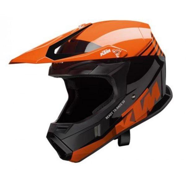 Casti MX-Enduro KTM Casca Comp Light Orange
