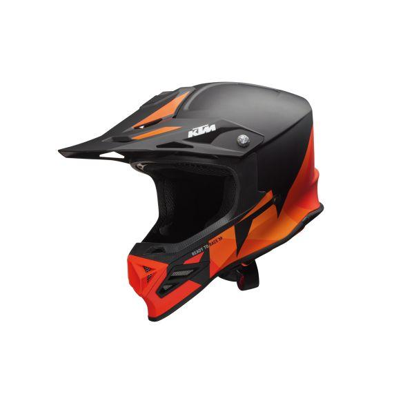 Casti MX-Enduro KTM Casca Dynamic FX Orange
