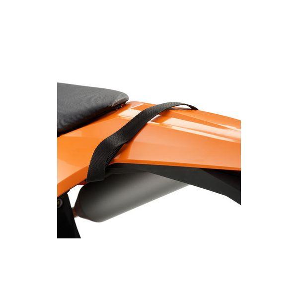Accesorii MX-Enduro KTM Chinga Spate Black