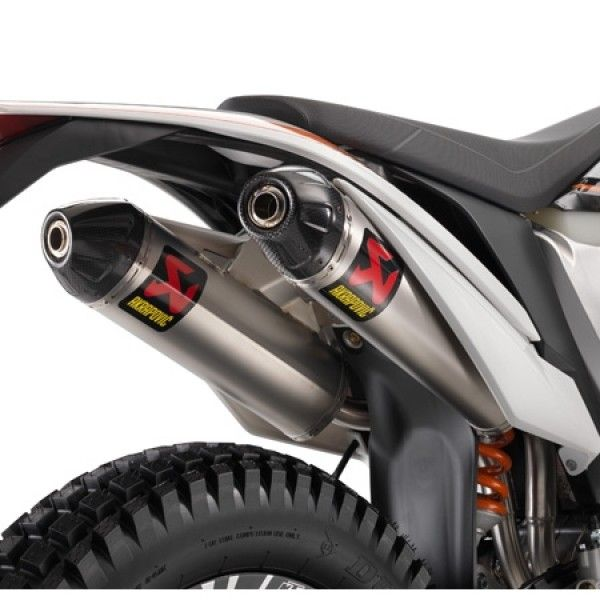 KTM Evacuare KTM Akrapovic Slip On Factory
