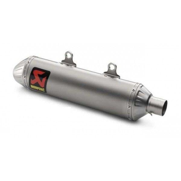 KTM Evacuare KTM Slip-On Titanium