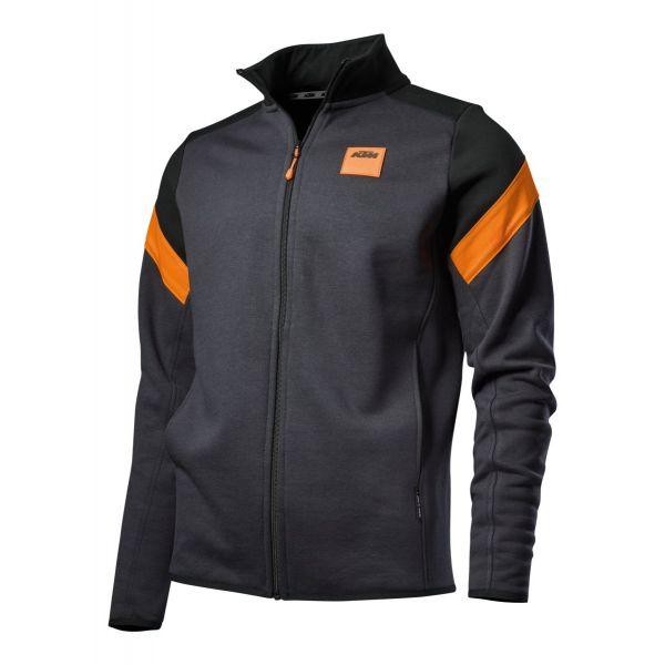 Geci Casual KTM Hanorac Mechanic Zip Sweat
