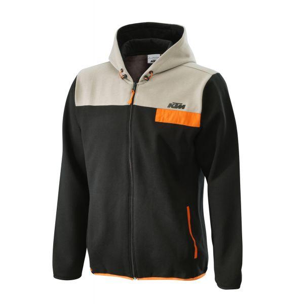KTM Hanorac Pure Zip Hoodie