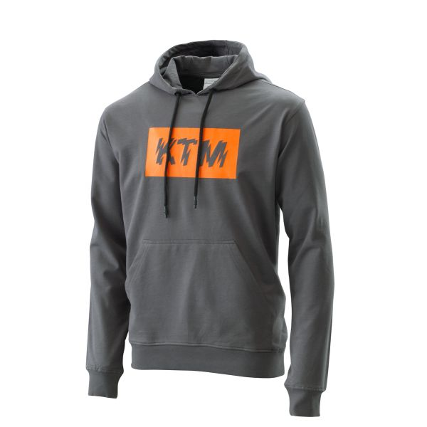 Geci/Hanorace Casual KTM Hanorac Radical Hoodie Gray