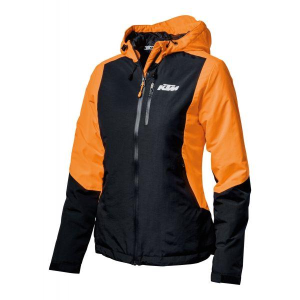 KTM Jacheta Dama Orange