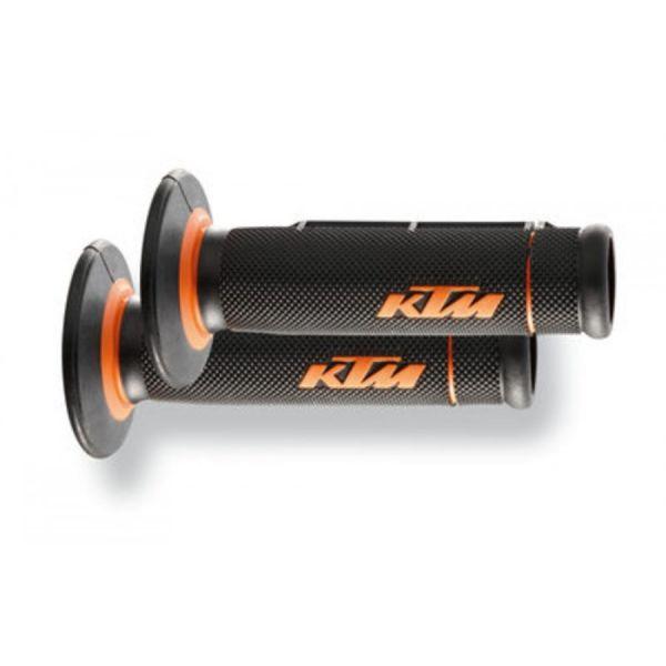 Mansoane Enduro-MX KTM Dual Compund Grip Set