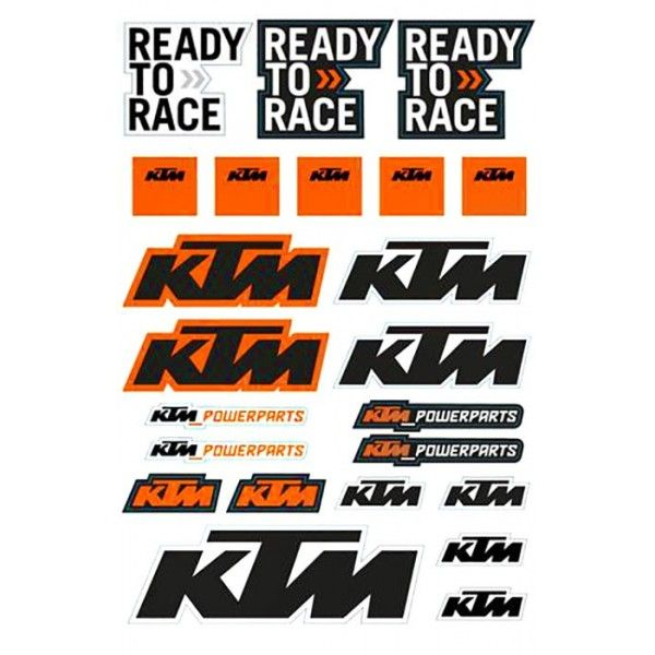 KTM OEM Kit Stickere 5 Coli