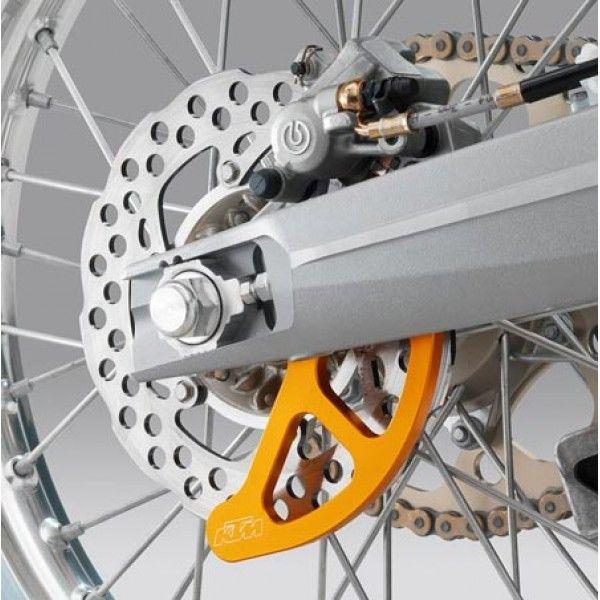 Protectii Disc Frana KTM OEM Protectie Disc Frana Spate Orange