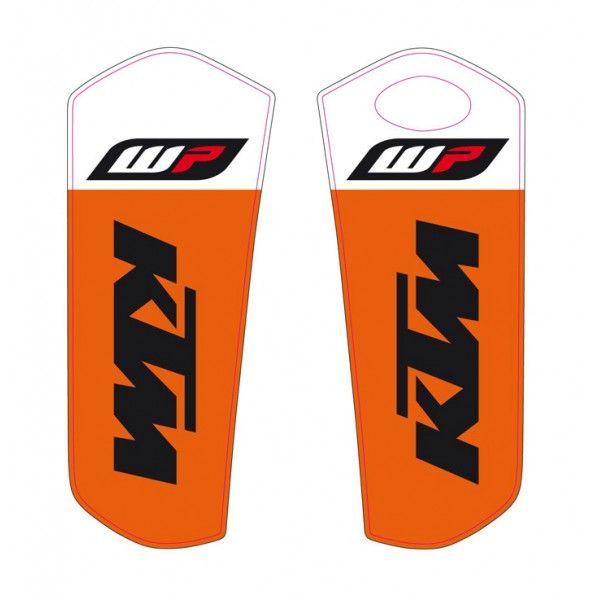 Grafice Moto KTM OEM Stickere Protectii Furca KTM 16-17
