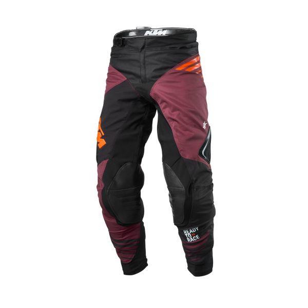 Pantaloni MX-Enduro KTM Pantaloni MX Gravity-FX Burgundy