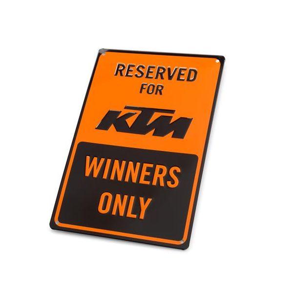 KTM Accesorii-Lifestyle KTM Parking Plate