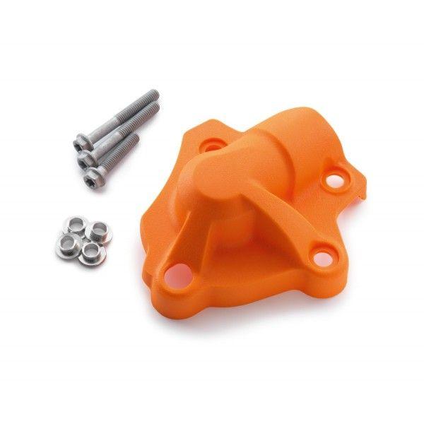 KTM Sistem Racire KTM Protectie Pompa Apa KTM Portocalie KTM Freeride 250 SX-F
