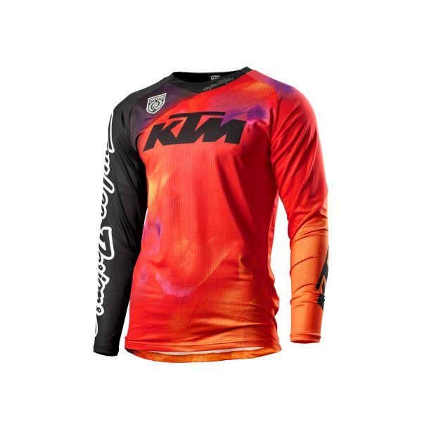Tricouri MX-Enduro KTM Tricou MX Se Slash Orange