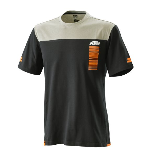 Tricouri/Camasi Casual KTM Tricou Pure Style Tee Black