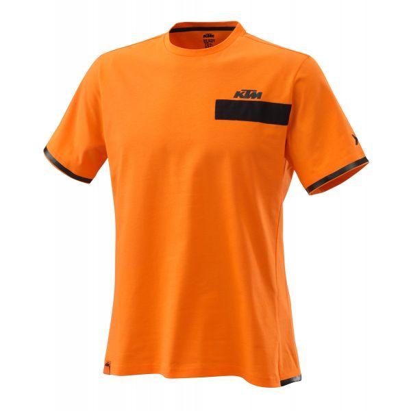 KTM Tricou Pure Tee Orange