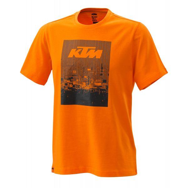 KTM Tricou Radical Logo Tee Orange