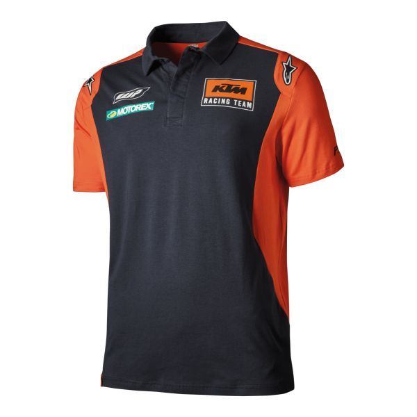 Tricouri/Camasi Casual KTM Tricou Replica Team Polo