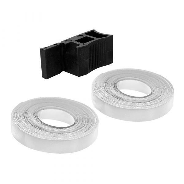 Accesorii Diverse Lampa Banda reflectorizanta pentru jante  Wheel Stripe Reflective Alb