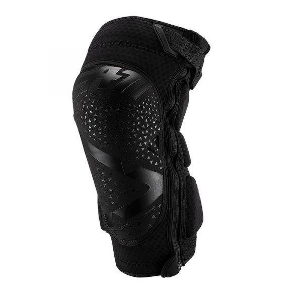 Genunchiere si Orteze Leatt Genunchiere Moto MX Knee Guard 3DF 5.0 Zip Black 2021