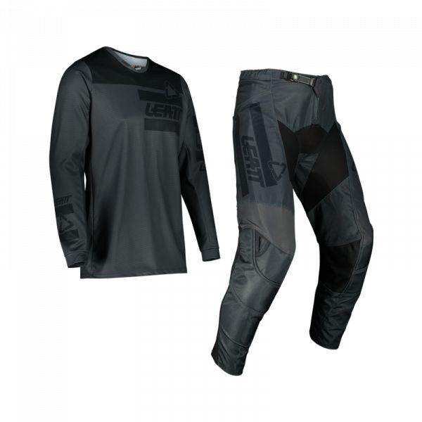Combo MX Enduro Leatt Combo Pantaloni + Tricou Ride Moto 3.5 V22 Graphene 2022