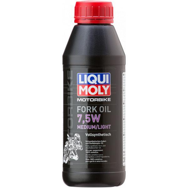 Ulei de furca Liqui Moly Ulei Furca 7.5W Medium/light 1L 2719