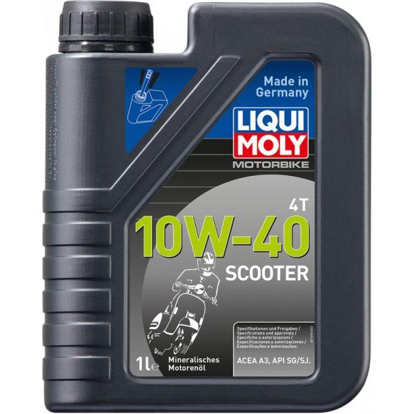 Ulei motor 4 timpi Liqui Moly Ulei Motor 10w40 Mineral 4T 1L 1618