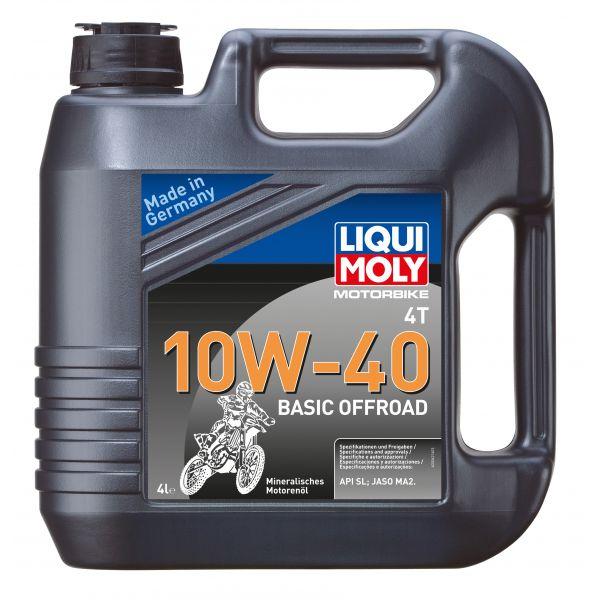 Ulei motor 4 timpi Liqui Moly Ulei Motor 10w40 Synthetic Technology 4T 1L 3059