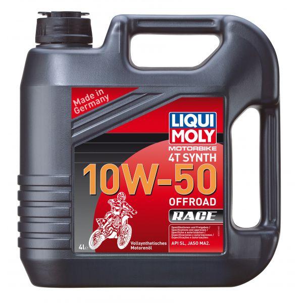 Ulei motor 4 timpi Liqui Moly Ulei Motor 10w50 Fully Synthetic 4T 1L 3051