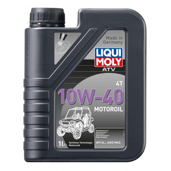 Ulei ATV Liqui Moly Ulei Motor ATV 4T 10W40 1 L 3013