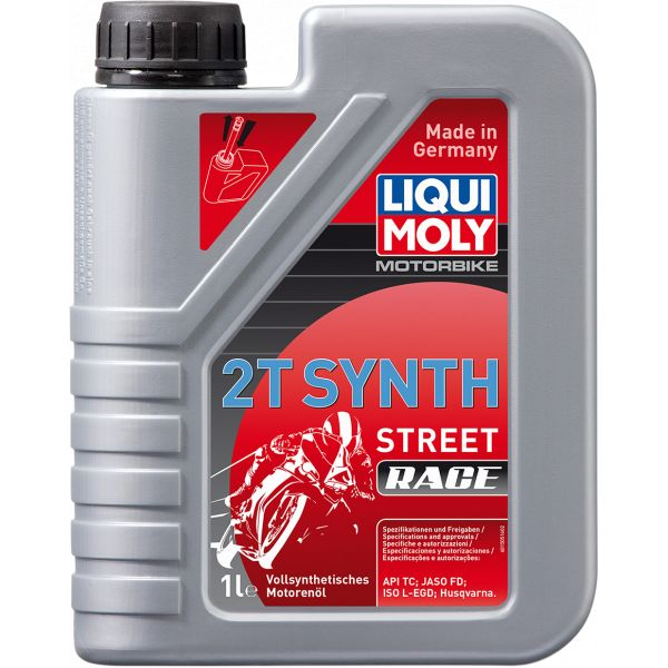Ulei motor 2 timpi Liqui Moly Ulei Motor Fully Synthetic 2T 1L 1505