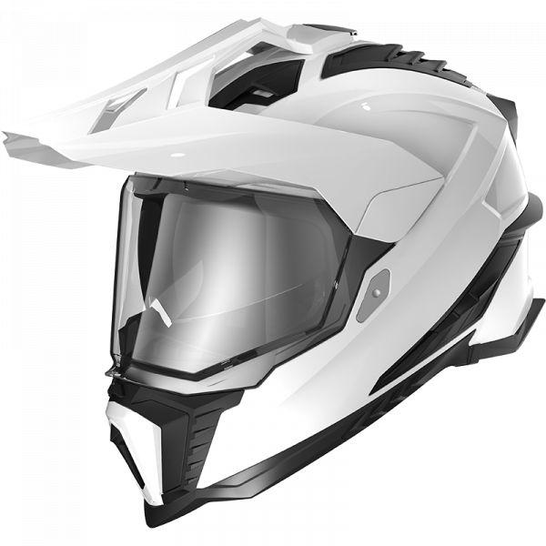 Casti ATV LS2 Casca ATV MX701 C Explorer Solid Alb 2021