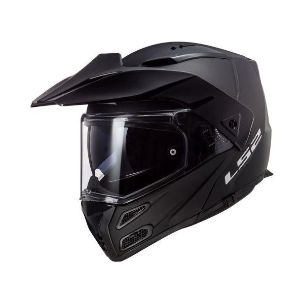 Casti ATV LS2 LICHIDARE STOC Casca FF324 Metro Evo Solid Bk Matt