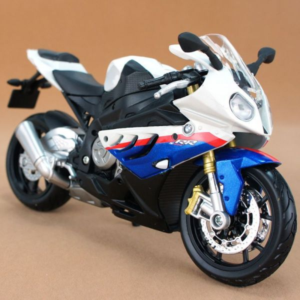 Machete On Road Maisto Macheta BMW S 1000 RR 1:12