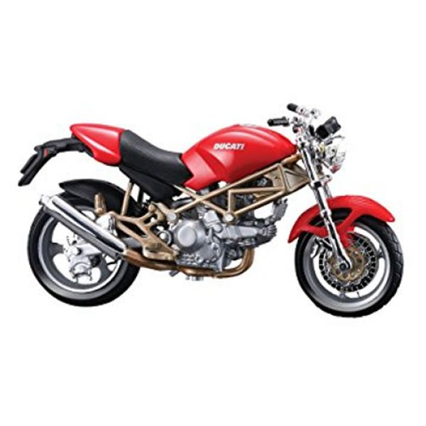Machete On Road Maisto Macheta Ducati Monster 900 1:18