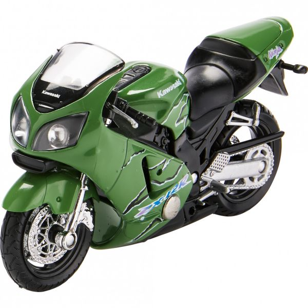 Machete On Road Maisto Macheta Kawasaki KAWASAKI ZX-12 R NINJA 1:18