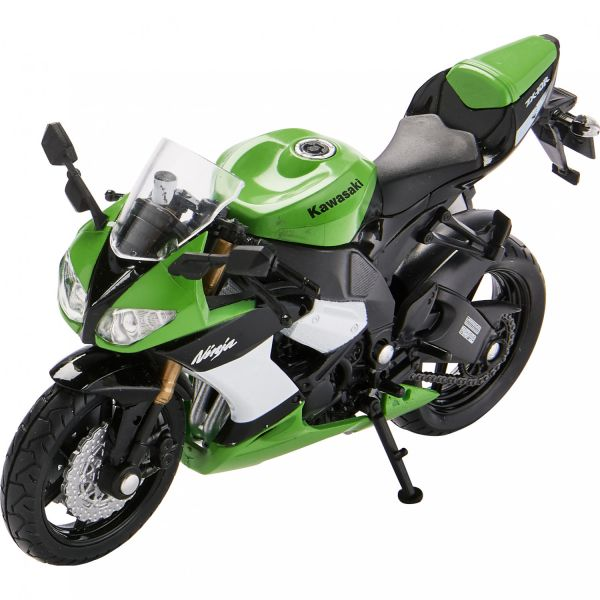 Machete On Road Maisto Macheta Kawasaki ZX-10 R NINJA 2008-2010 1:18