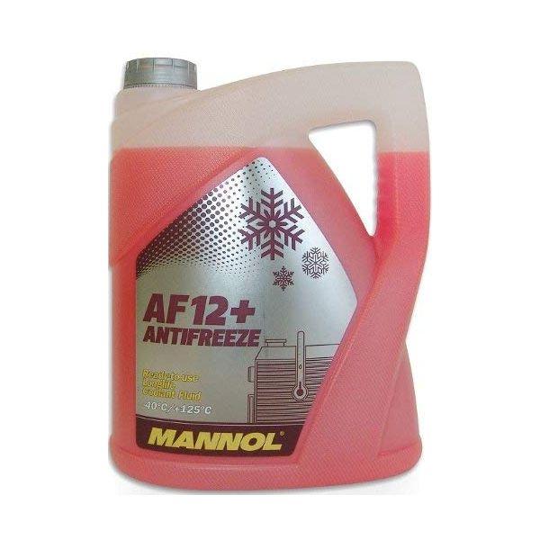 Antigel Mannol MANNOL ANTIGEL AUTO AF12+ (-40) LONGLIFE 5L